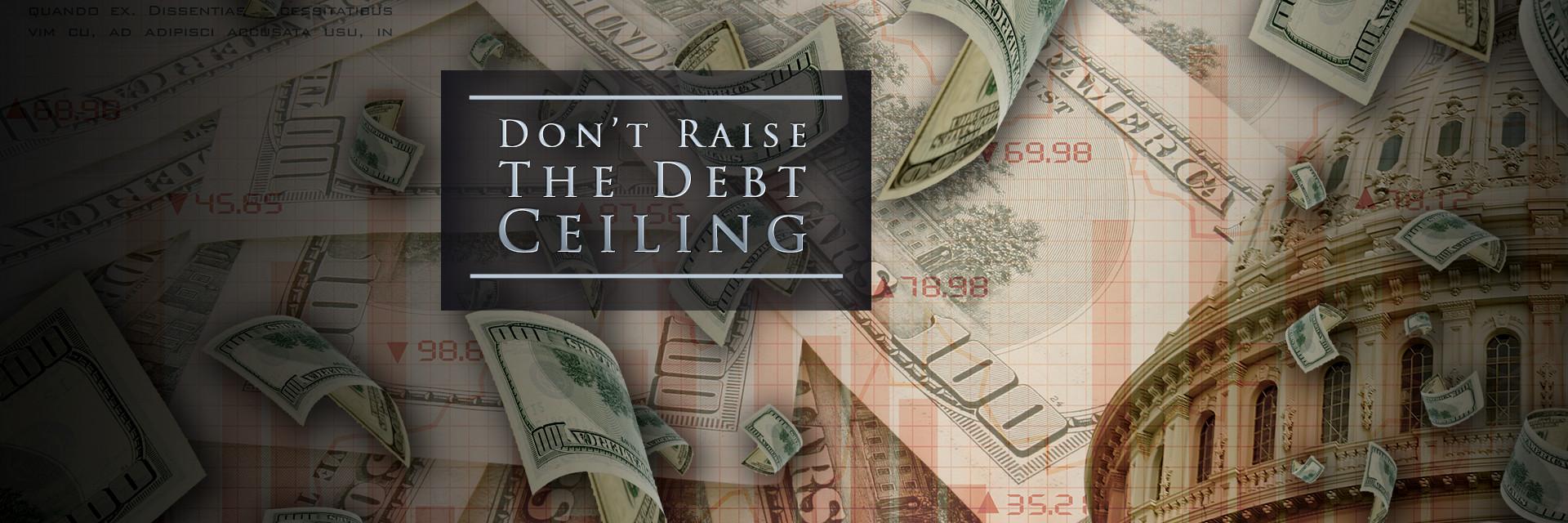 Debt-Ceiling-No-Petition-Slider