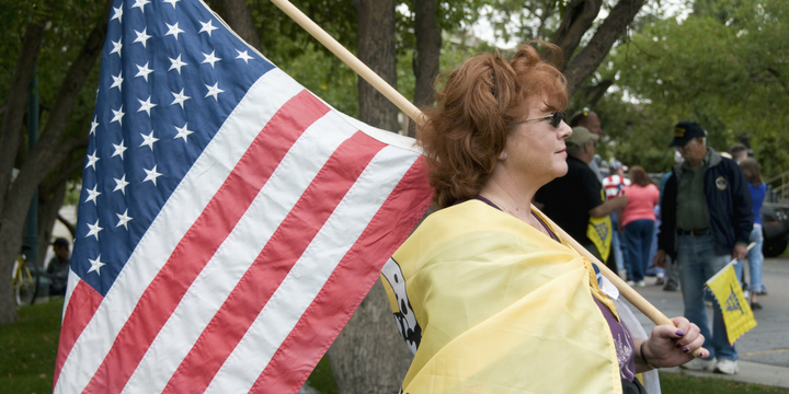 Tea Party Patriots: The Non-Conforming Underdogs