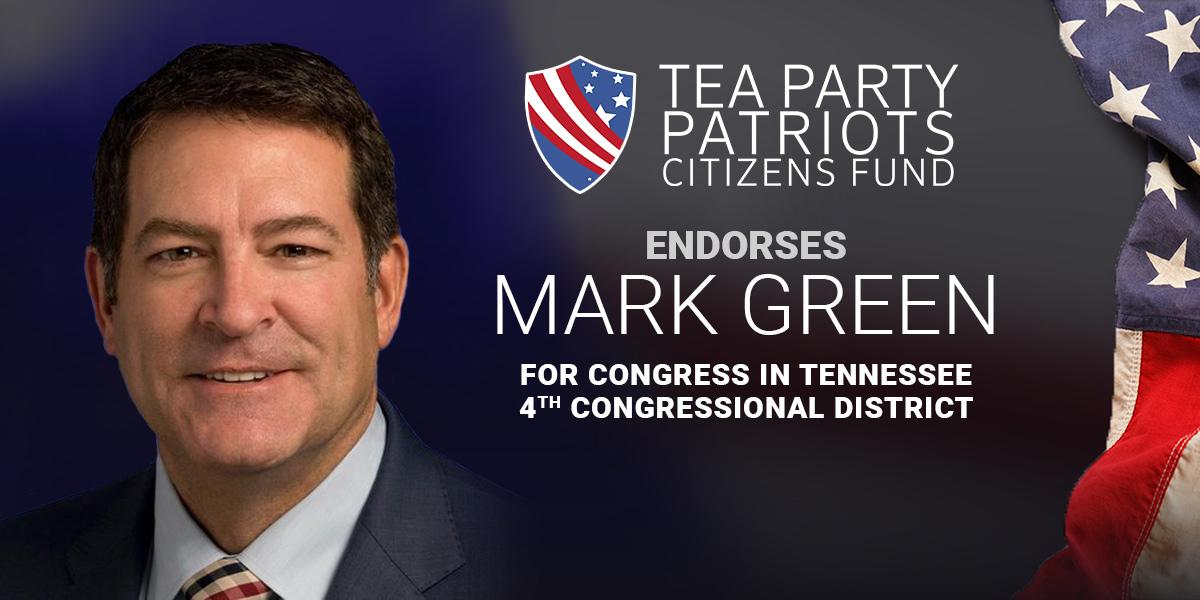 Citizens Fund Endorses Mark Green in TN-07