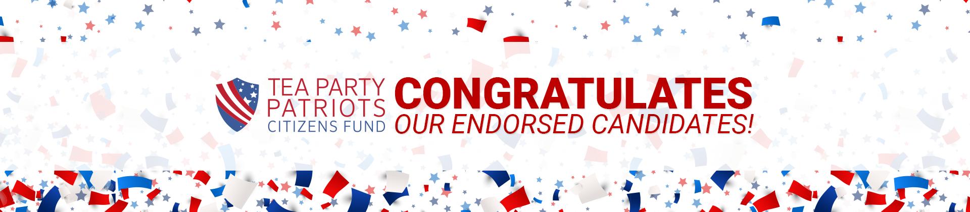 Tea Party Patriots | Endorsements