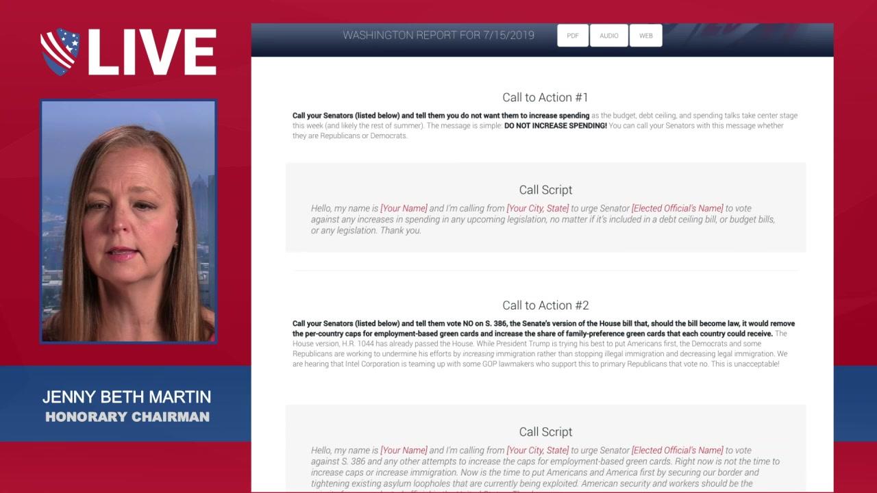 Tea Party Patriots   Homepage – This Week