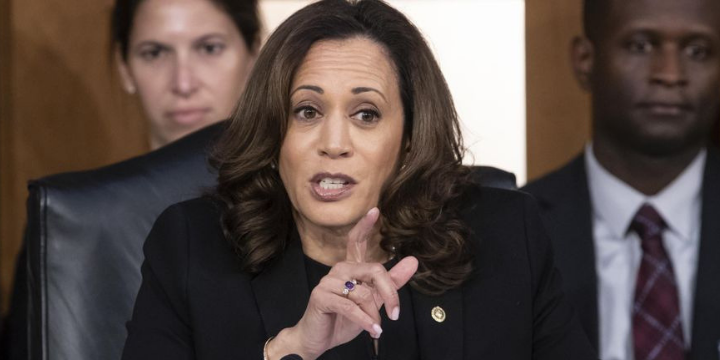 The Hypocritical Left: Kamala Harris Paid Men More Than Women in Senate Office and Campaign