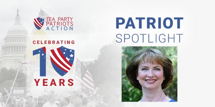 Patriot Spotlight: Making Time for the Tea Party